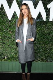 Jessica Alba - Who What Wear 10th Anniversary in Los Angeles 11/2/ 2016