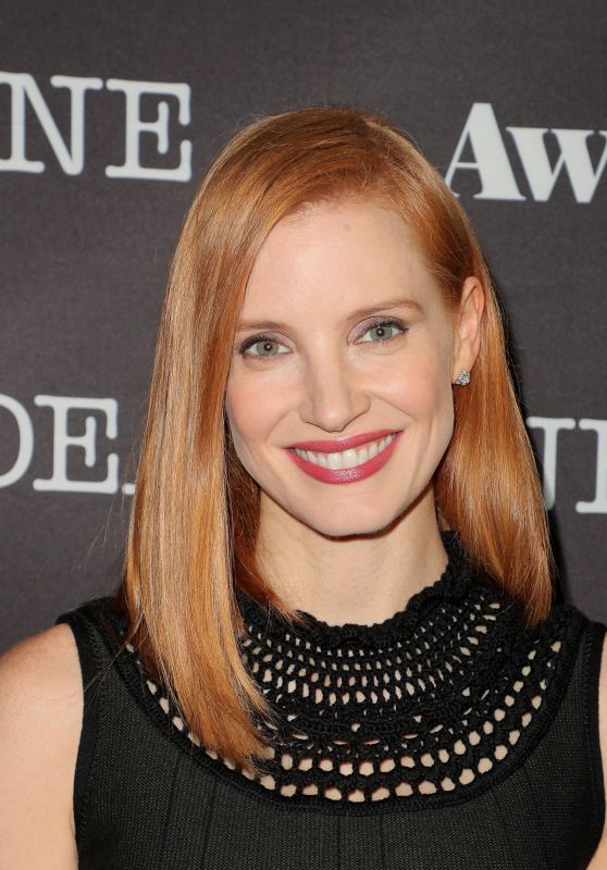 Jessica Chastain - The Contenders 2016 Presented by Deadline in LA 11/5/2016