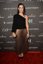 Jessica Lowndes - IDD Boutique Grand Opening on Robertson, Los Angeles 11/17/ 2016