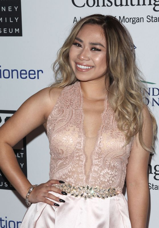 Jessica Sanchez - Walt Disney Family Museum Presents its 2nd Annual Fundraising Gala, Anaheim 11/1/2016