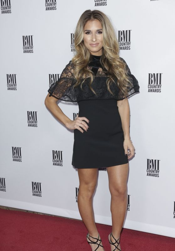Jessie James Decker – 64th Annual BMI Country Awards in Nashville 11/1/ 2016