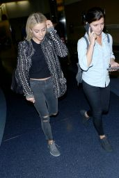 Julianne Hough at LAX Airport in LA 11/13/ 2016