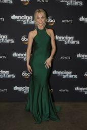 Julianne Hough - Dancing With the Stars 11/07/2016