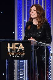 Julianne Moore – 20th Annual Hollywood Film Awards in Beverly Hills 11/06/2016