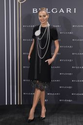 Juncal Rivero – Bulgari Cocktail Event in Madrid 11/28/ 2016