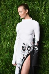 Karlie Kloss – CFDA/Vogue Fashion Fund Awards at Spring Studios in New York City 11/07/2016