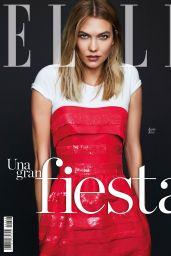 Karlie Kloss - Elle Magazine España December 2016