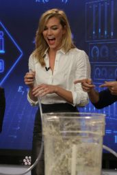 Karlie Kloss - On a TV Program Called