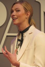 Karlie Kloss - Speaking at The Fast Company Innovation Festival in NYC 11/1/ 2016