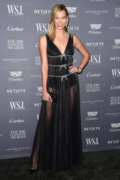 Karlie Kloss - WSJ Magazine 2016 Innovator Awards in New York
