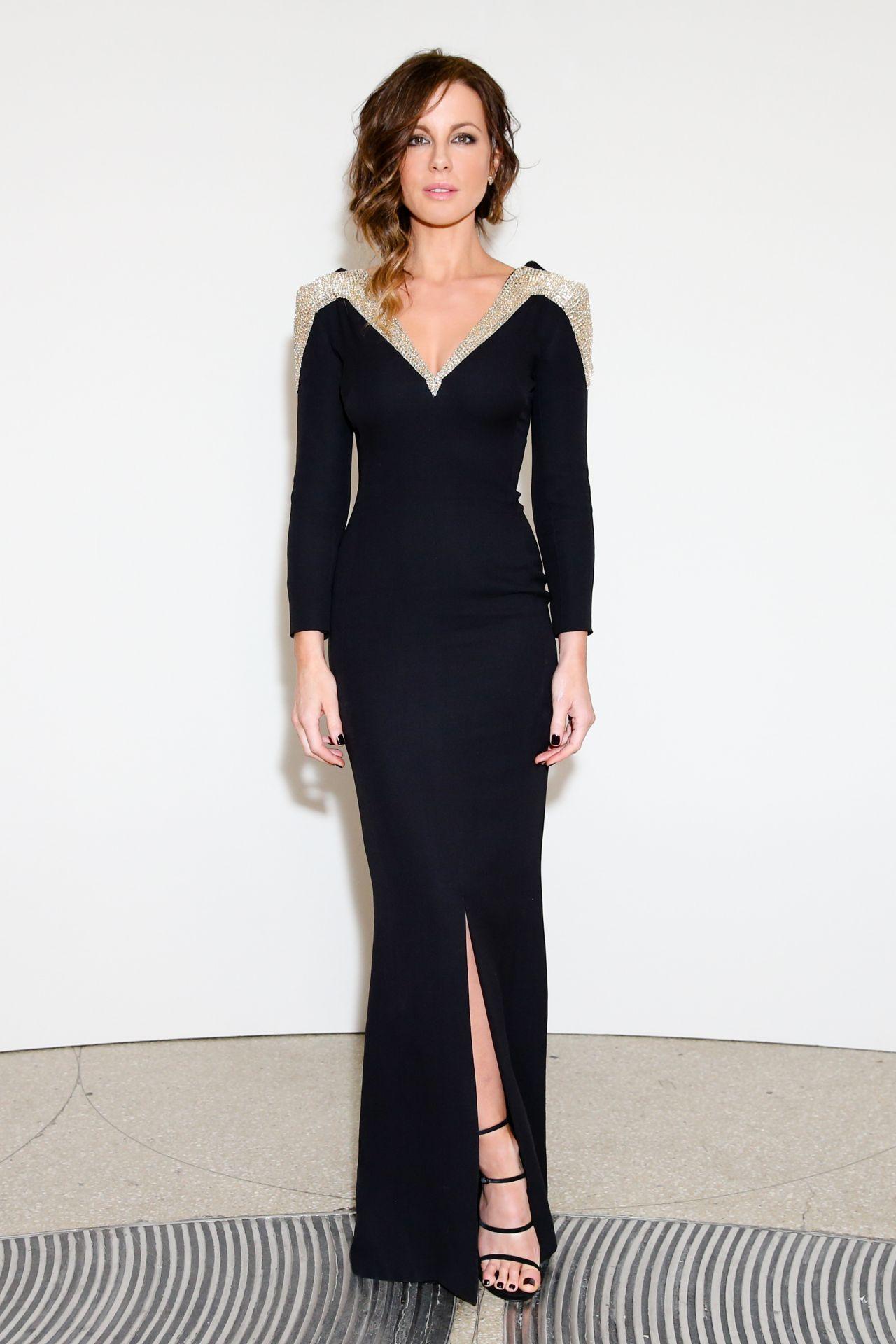 Kate Beckinsale Guggenheim International Gala Dinner In