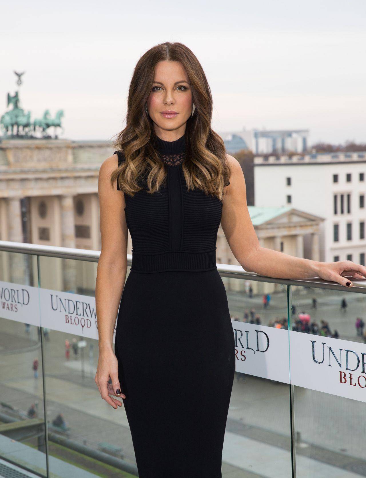 Kate Beckinsale Underworld Blood Wars Photocall In