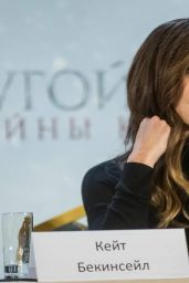 Kate Beckinsale - 'Underworld: Blood Wars' Press Conference in Moscow 11/21/ 2016