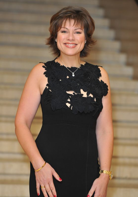 Kate Silverton - Book Peoples Bedtime Story Competition Awards in London 11/3/ 2016