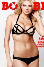 Kate Upton - Boysbe Magazine November 2016 Issue