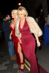 Kate Wright - ITV Gala At The London Palladium 11/24/ 2016