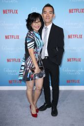 Keiko Agena – 'Gilmore Girls: A Year in The Life' TV Series Premiere in Los Angeles