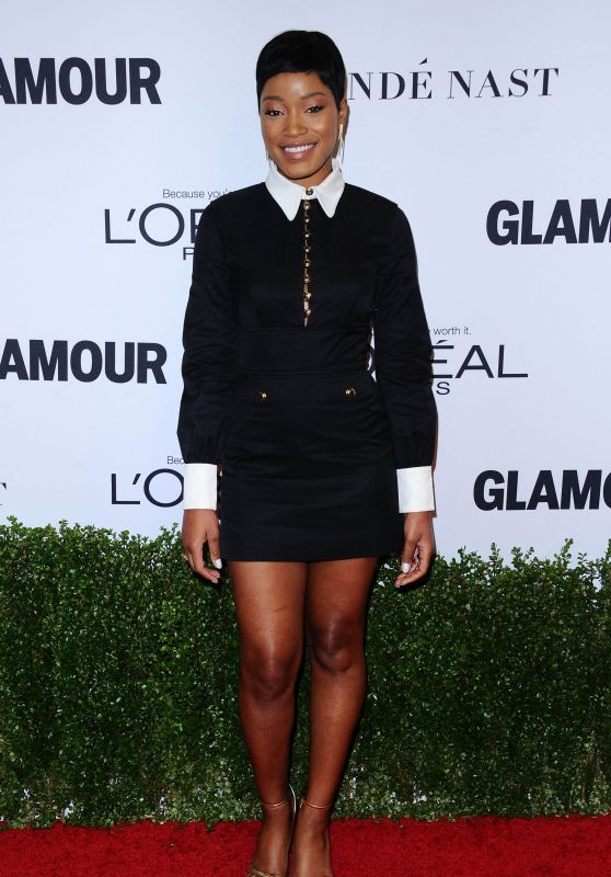 Keke Palmer – Glamour Women Of The Year Awards in Los Angeles 11/14/ 2016