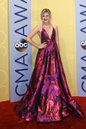 Kelsea Ballerini – 50th Annual CMA Awards in Nashville 11/2/ 2016