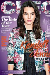 Kendall Jenner - Cleo Magazine Singapore December 2016 Issue