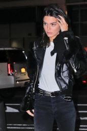 Kendall Jenner Outfit Ideas - NYC 11/6/2016