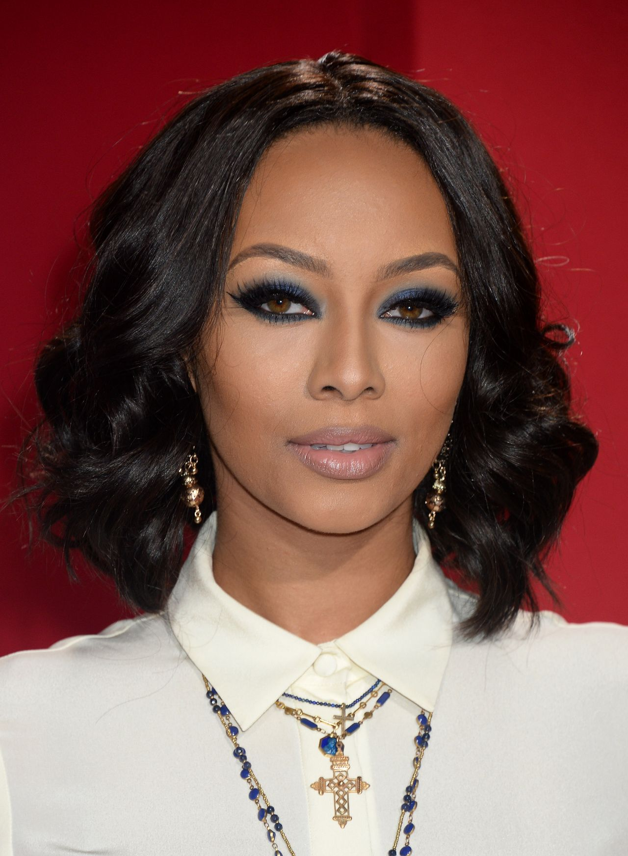 Keri Hilson – \'Almost Christmas\' Premiere in Westwood 11/03/ 2016