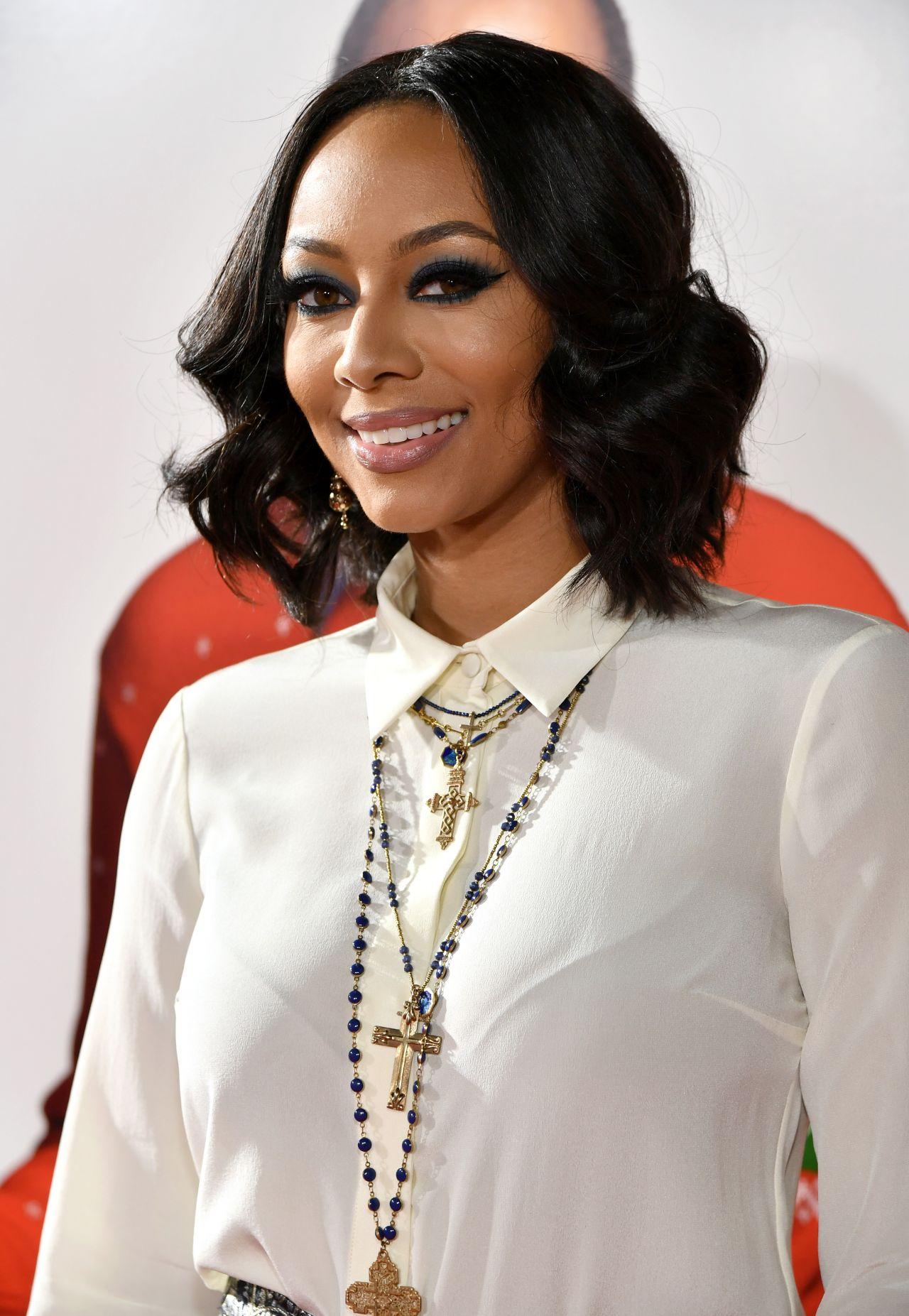 Keri Hilson Almost Christmas Premiere In Westwood 11 03 2016