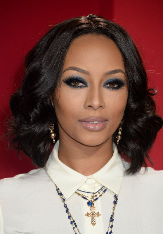 Keri Hilson – 'Almost Christmas' Premiere in Westwood 11/03/ 2016