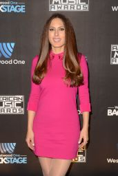 Kerri Kasem – Westwood One Backstage at the American Music Awards in LA 11/18/ 2016