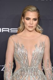 Khloe Kardashian - 2016 Angel Ball by Gabrielle