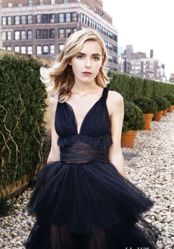 Kiernan Shipka - The Hollywood Reporter 2016