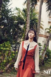 Kim Yoo Jung - Photoshoot for Singles (2016)