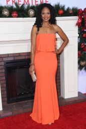 Kimberly Elise – 'Almost Christmas' Premiere in Westwood 11/03/ 2016