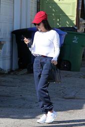 Kourtney Kardashian - Walking Into an Office Building in Beverly Hills 11/23/ 2016