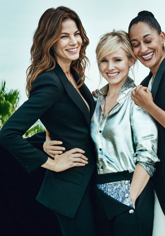 Kristen Bell, Cynthia Nixon, Tracee Ellis Ross, Michelle Monaghan - The Edit Magazine, November 23, 2016