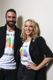 Kylie Minogue - Backstage at the 2016 ARIA Awards in Sydney