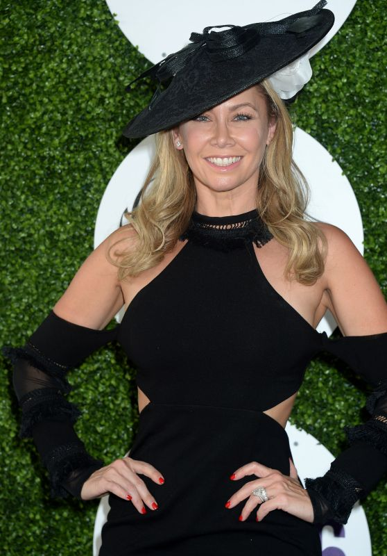 Kym Johnson 2016 Breeders Cup At Santa Anita Park In