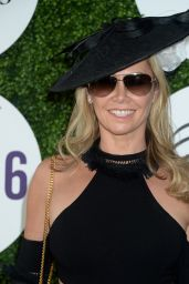 Kym Johnson - 2016 Breeders Cup at Santa Anita Park in Arcadia, CA