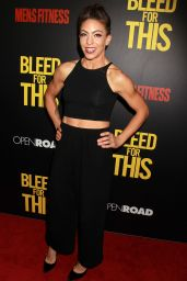 Kym Nonstop – 'Bleed for This' Film Premiere in New York 11/14/ 2016