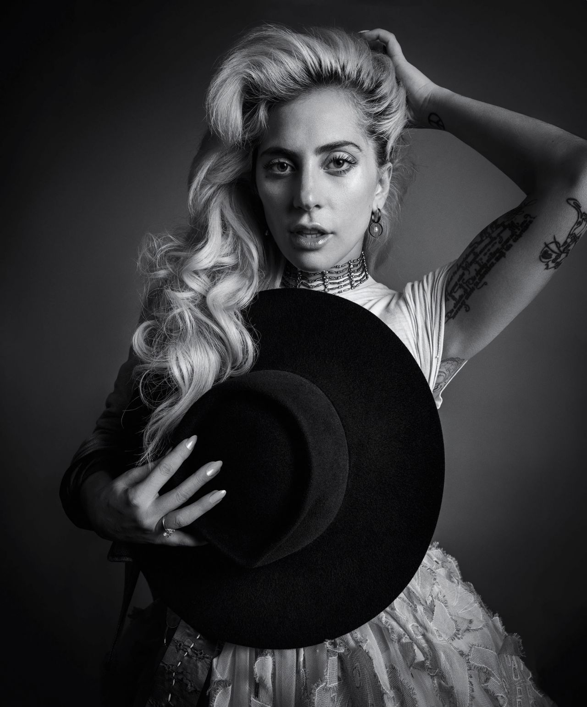 Lady Gaga Photoshoot For Harper S Bazaar 2016