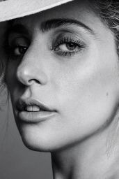 Lady Gaga - Photoshoot for Harper