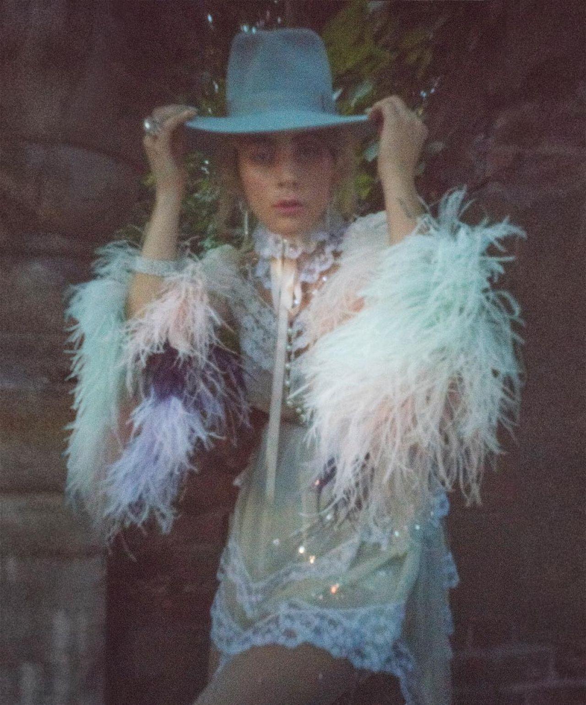 Lady Gaga - Photoshoot for Harper's Bazaar 2016