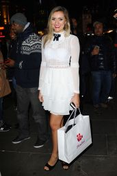Larissa Eddie – The ShowReal Launch Party in London 11/2/ 2016