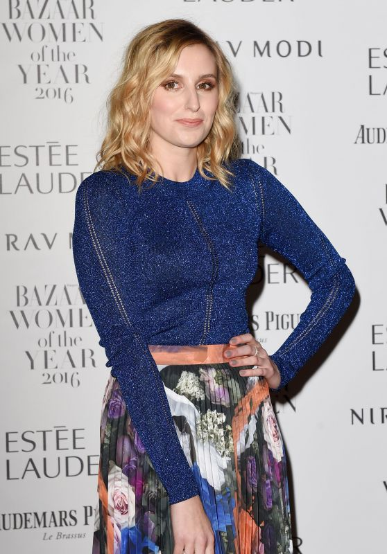 Laura Carmichael – Harper's Bazaar Women of the Year Awards in London 10/31/ 2016