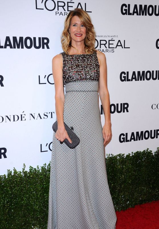 Laura Dern – Glamour Women Of The Year Awards in Los Angeles 11/14/ 2016