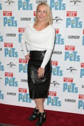 Laura Hamilton - The Secret Life Of Pets DVD Launch in London