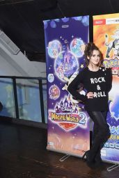 Laura Marano - Nintendeo 3ds Girls Love Gaming Event in NYC 11/5/ 2016