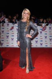 Laura Trott - Pride of Britain Awards in London 10/31/ 2016