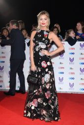 Laura Whitmore – Pride of Britain Awards at Grosvenor House, London 10/31/ 2016