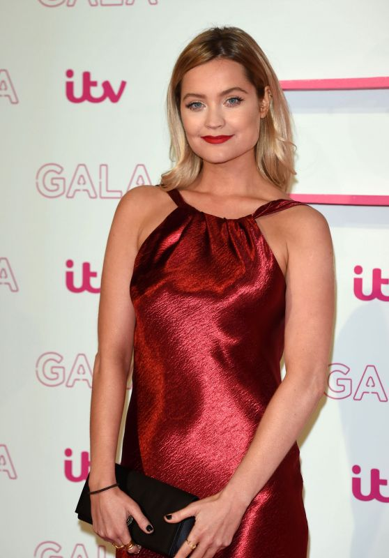Laura Whitmore - The ITV Gala in London 11/24/ 2016